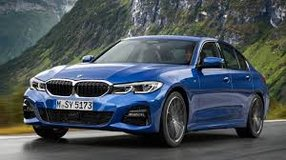 ALL NEW MY2019 BMW 3 SERIES SEDAN in Hohenfels, Germany