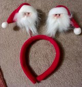 CHRISTMAS HEADBANDS, LIKE NEW x2 in Lakenheath, UK