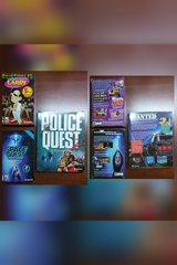 PC Games - Leisure Suit Larry, Space Quest, Police Quest in Warner Robins, Georgia