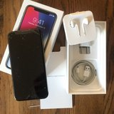 iPhone X, 265gb, Space Grey, complete in Naperville, Illinois