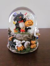 Halloween Snowglobe #2 in Elgin, Illinois