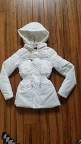 Dollhouse puffy jacket in Spring, Texas