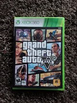 **GrandTheft Auto 5 for XBOX 360 in Fort Sam Houston, Texas