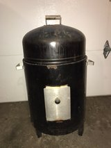 Wood smoker/charcoal grill in Westmont, Illinois