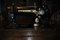 Singer Sewing Machine in Ramstein, Germany