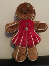 NEW Gingerbread Plush in Camp Lejeune, North Carolina