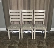Solid Oak Chairs in Cary, North Carolina