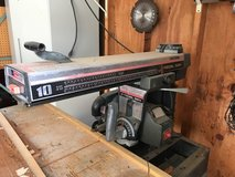 SAW - Craftsman 10 inch Radial Arm Saw in Chicago, Illinois