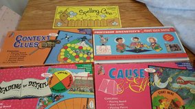 Reading Comprehension Games in Orland Park, Illinois