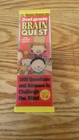 Brain Quest 2nd Grade in Orland Park, Illinois