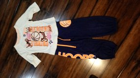 Justice Basketball Outfit SZ10 in Cleveland, Texas