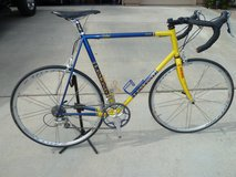 2001 LeMond Zurich steel road bike 58cm in Vista, California