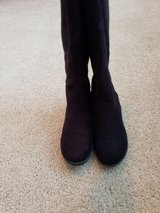 Suede girls tall boots in Fort Lewis, Washington
