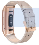Fitbit Charge 3 & Charge 3 SE, Genuine Leather Band in Fort Campbell, Kentucky
