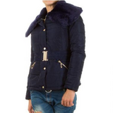 New Padded Jacket With Collar Waterfall in Ramstein, Germany