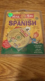 Learn To Speak Spanish with CD in Tinley Park, Illinois