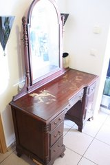 Antique Vanity in Ramstein, Germany