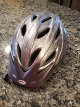Bell Athena Sleek Bike Helmet 14+ Fits 53-57 Cm in Aurora, Illinois