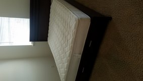 Queen size bedframe in Travis AFB, California