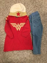 18-24 GAP Wonder Woman outfit!! in Naperville, Illinois