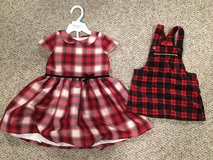 Baby girl holiday dresses! in Naperville, Illinois