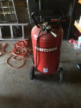 Craftsman air compressor in Fort Leonard Wood, Missouri