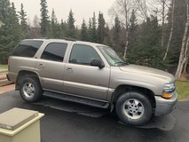 Chevrolet Tahoe in Anchorage, Alaska