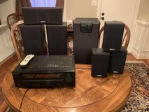 Kenwood Receiver and speakers in Bolling AFB, DC