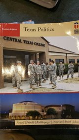 CTC textbook Texas politics in DeRidder, Louisiana