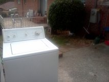 KENMORE WASHER in Columbus, Georgia