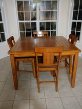 Solid Wood Dining Table in Coldspring, Texas