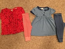 Hanna Andersson playtime outfits! in Plainfield, Illinois