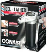 New! Conair black combo Hot Gel & Lather heating system / machine in Orland Park, Illinois
