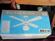 42 inch ceiling fan in Oklahoma City, Oklahoma