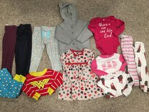 18-24 month girl clothes LOT! in Yorkville, Illinois