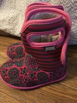 Bogs toddler waterproof boots! in Sugar Grove, Illinois