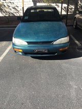 1996 Toyota Camry LE. Power everything. Clean leather interior. Cold AC. Clean Nevada title. Ple... in Las Vegas, Nevada
