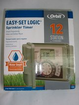 Orbit 12-Station Easy-Set Logic Indoor/Outdoor Sprinkler Timer in Alamogordo, New Mexico