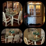 Table, 6 chairs, Hutch in Lawton, Oklahoma