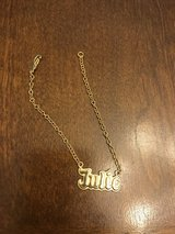 American Girl Julie's Necklace in Oswego, Illinois