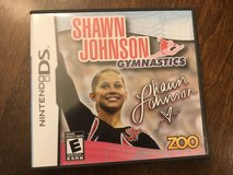 Shawn Johnson Gymnastics Nintendo DS Game in Naperville, Illinois