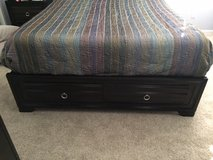 Bedroom Set, Bed/headboard/footboard/mattress/1 night stand / 1 dresser in San Ysidro, California