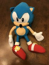 Sonic the Hedgehog Plush in Oswego, Illinois