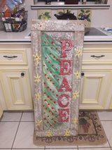 Xmas on wood 45 each in Conroe, Texas