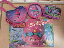 Trolls Game, Clock, Purse, and Case in Wiesbaden, GE
