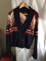 Eddie Bauer's large sweater in Ramstein, Germany