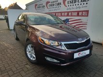 2012 Kia Optima LX in Baumholder, GE