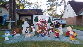 Orders for your yard art in Houston, Texas
