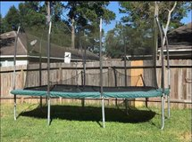 Skywalker Trampoline 8'x4' in Conroe, Texas