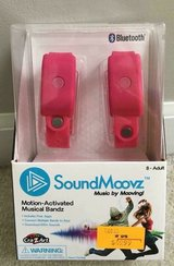 NEW SoundMoovz Motion Activated Wristband in Elgin, Illinois